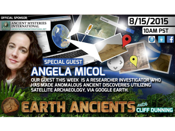 Angela Micol: Satellite Archeaology, Uncovering Earth's Ancient Past