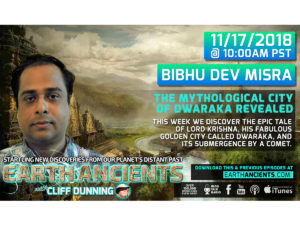 Bibhu Dev Misra: Uncovering the Mythological City of Dwaraka