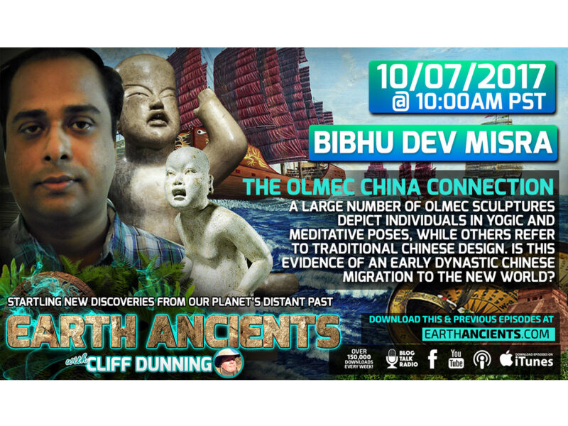 Bibhu Dev Misra: The China-Olmec Connection