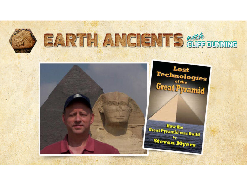 Steven Myers: Lost Technologies of the Great Pyramid