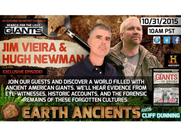 Hugh Newman and Jim Vieira: Giants on Record, America's Hidden History