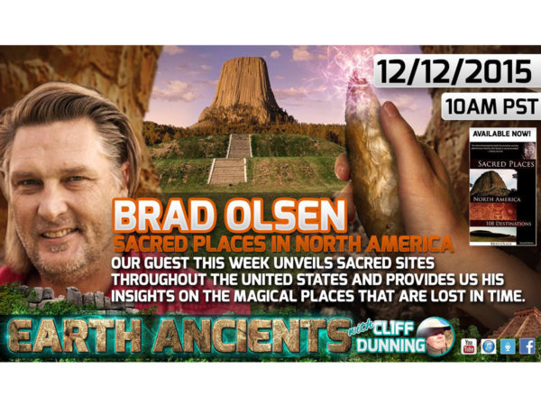 Brad Olsen: Sacred Places in North America