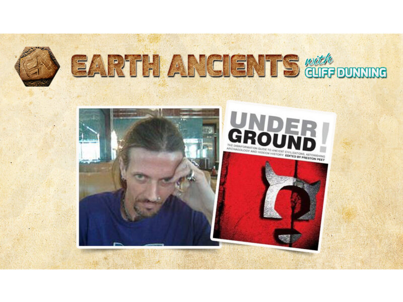 Preston Peet: Disinformation Guide to Ancient Aliens, Lost Civilizations, Etc.