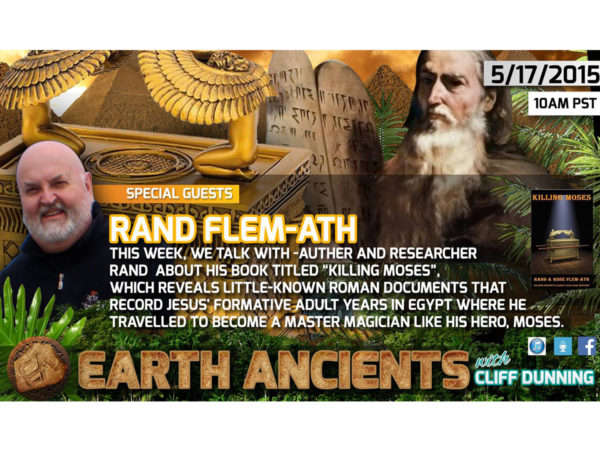 Rand Flem-Ath: Killing Moses: Solving History's Oldest Cold Case Mystery