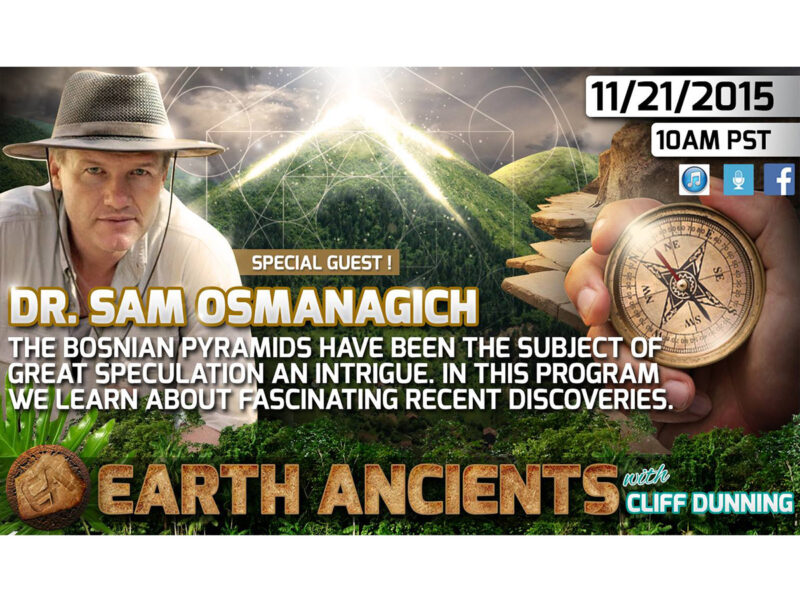 Dr. Semir Osmanagich: The Bosnian Pyramids, New Discoveries and Updates