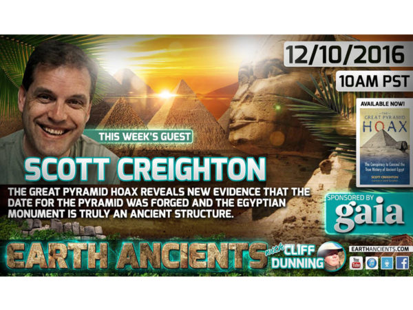 Scott Creighton: The Great Pyramid Hoax