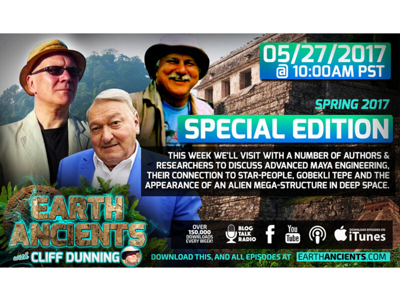 Spring 2017: Special Edition of Earth Ancients