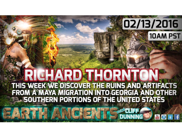 Richard Thornton: Maya in America, The Untold Story of Ancient America