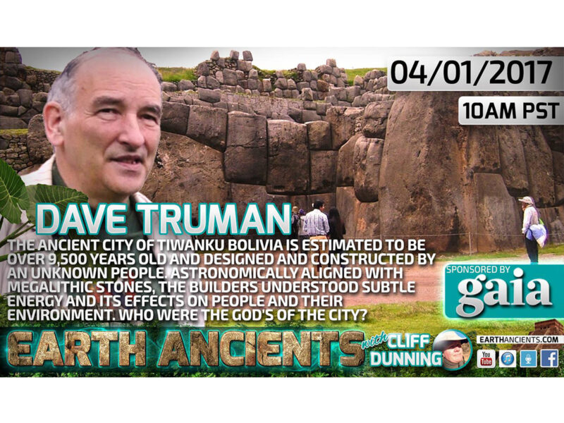 Dave Truman: Tiwanaku, Ancient City of the God's