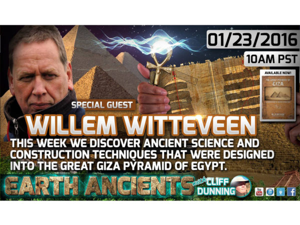Willem Witteveen: The Great Pyramid of Giza, A Modern View on Ancient Knowledge