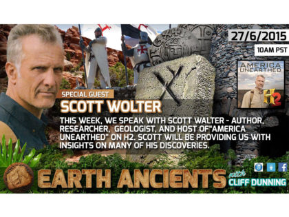 Scott Wolter: America Unearthed