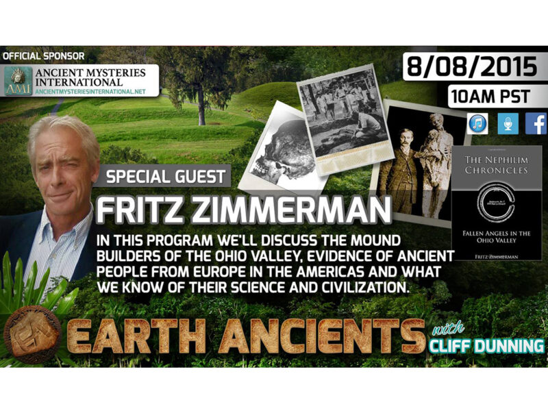 Fritz Zimmerman: The Nephilim Chronicles, & Janet Sitchin & Anunnaki Chronicles