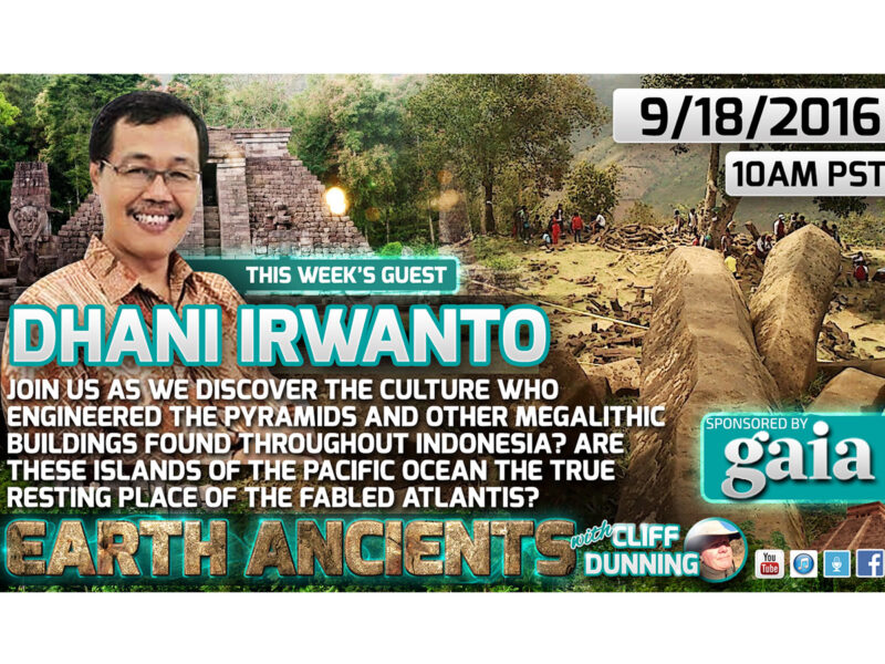 Dhani Irwanto: Atlantis, The Lost City is in the Java Sea