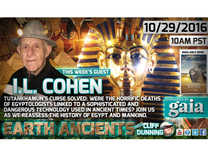 I.L. Cohen: The Curse of Tutankhamun
