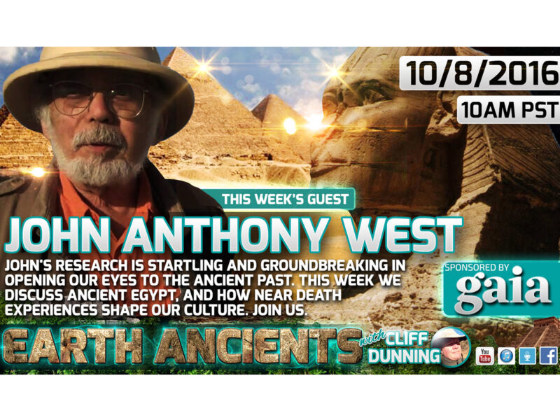 John Anthony West: High Wisdom from Ancient Egpyt