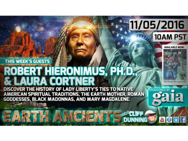Robert Hieronimus and Laura E. Cortner: The Secret Life of Lady Liberty