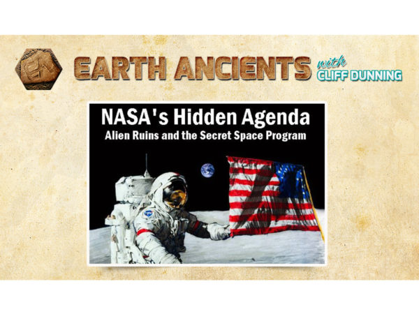 Mike Bara: Hidden Agenda, NASA and the Secret Space Program
