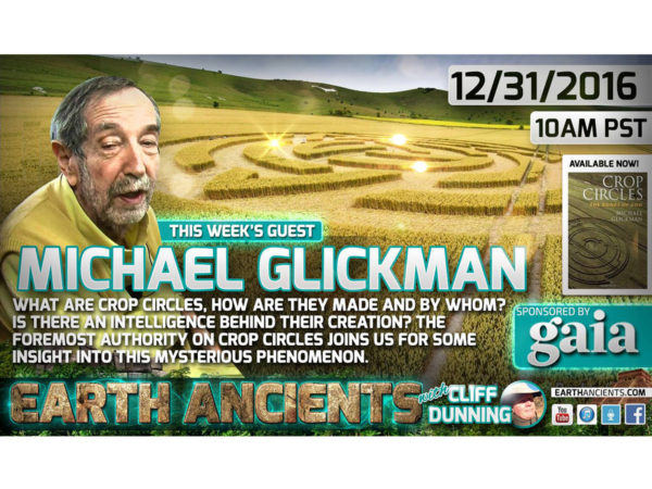 Michael Glickman: Crop Circles, A Force of Nature or Beyond?