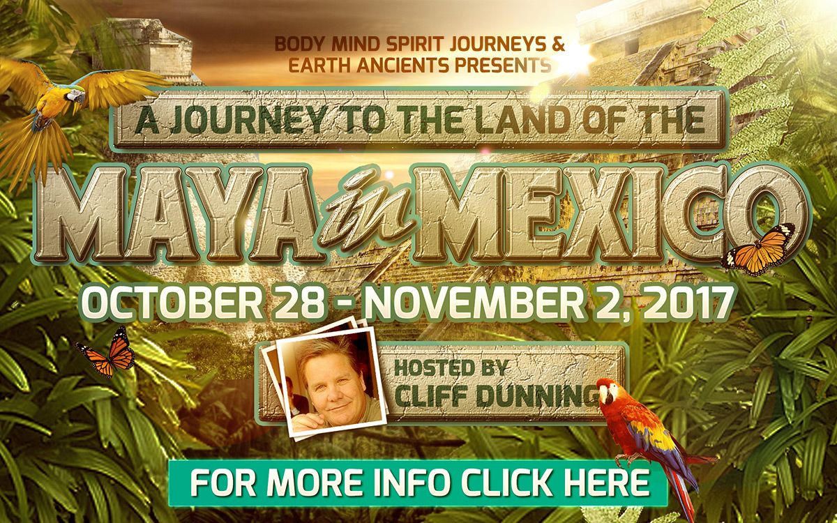A Journey to the Land of the Maya in Mexico
