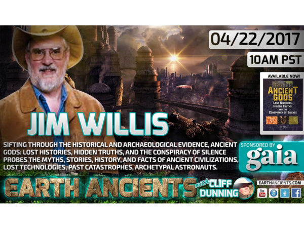 Jim Willis: Ancient God's and the Conspiracy of Silence