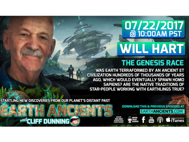 Will Hart: The Genesis Race