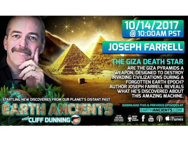 Joseph Farrell: The Giza Death Star