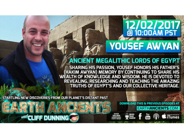 Yousef Awyan: Megalithic Lords of Ancient Egypt
