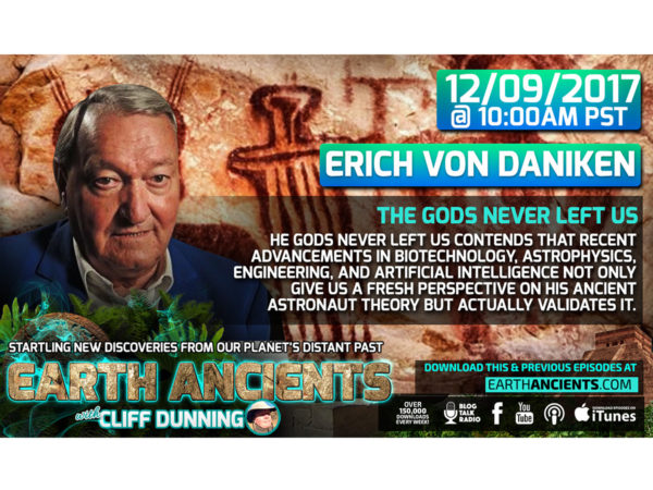 Erich von Daniken: The Gods Never Left Us