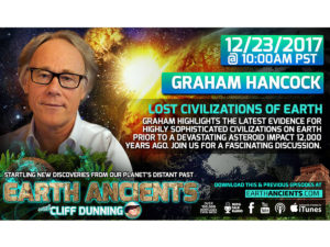 Graham Hancock: Lost Civilizations of Earth