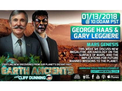 George Haas & Gary Leggiere: Mars Genesis