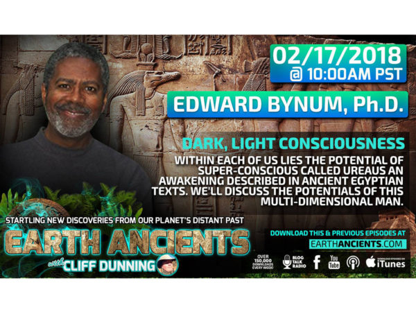 Edward Bynum: Dark/Light Consciousness, Psychic Wisdom of Ancient Egypt
