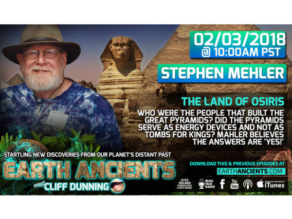 Stephen Mehler: The Land of Osiris, Wisdom of the Ancient Khemit