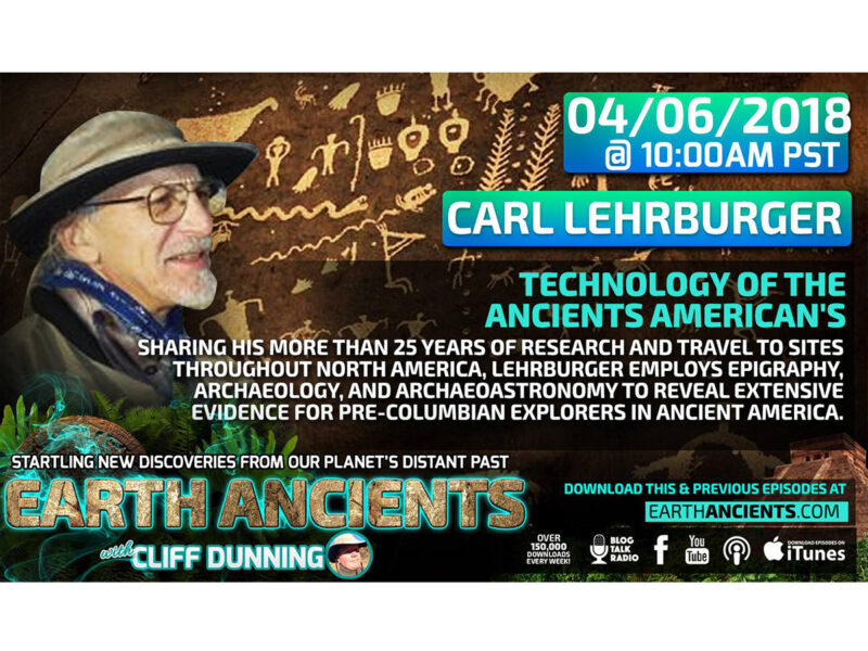 Carl Lehrburger: Technology of the Ancient Americas