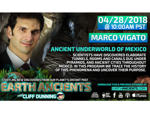 Marco Vigato: The Ancient Underworld of Mexico