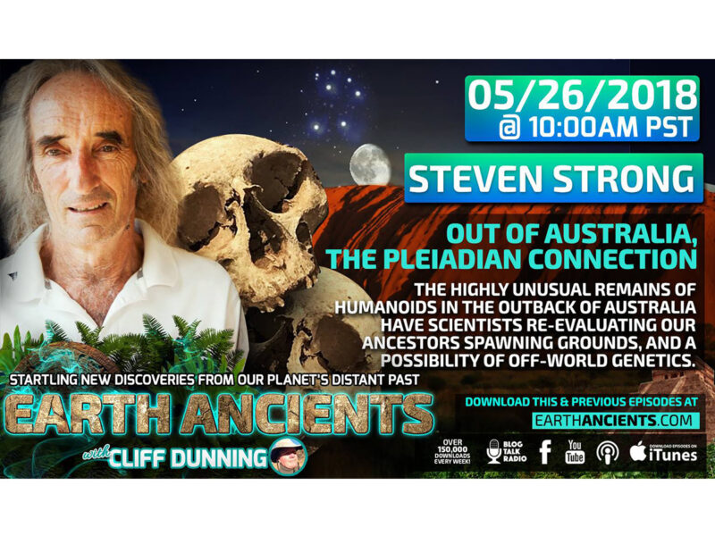 Steven Strong: New Earth Hominids and their Pleiadian Connection