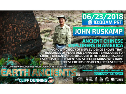 John A. Ruskamp: Chinese Explorers in Pre-Columbian America