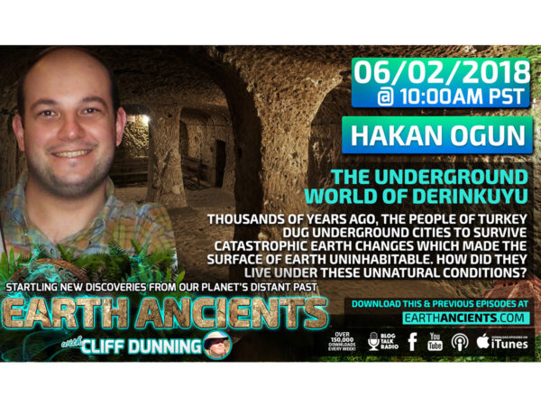 Hakan Ogun: The Lost Underground City of Derinkuyu