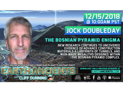 Jock Doubleday: Mystery of the Bosnian Pyramids