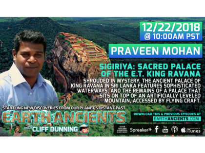 Praveen Mohan: Sigiriya, The Sacred Sky Palace of King Ravana