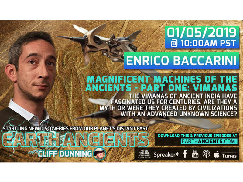 Enrico Baccarini: Vimanas and the War of the Gods