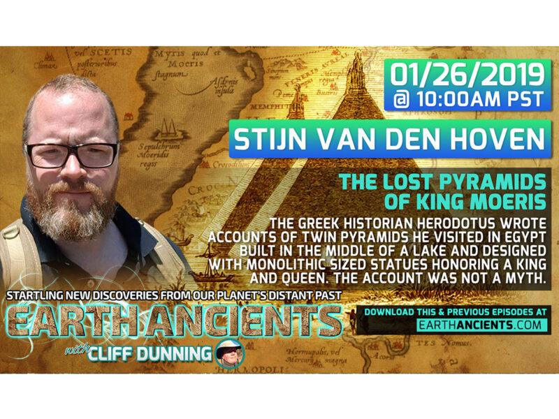 Stijn van den Hoven: The Lost Pyramids of King Moeris