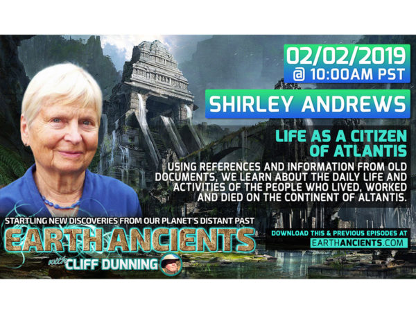 Shirley Andrews: Life as a Citizen of Atlantis