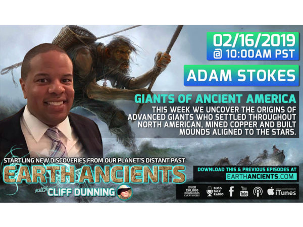 Adam Stokes: Giants of Ancient America