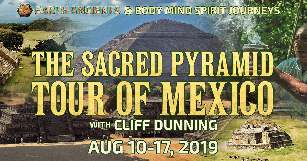 The Sacred Pyramid Tour of Mexico