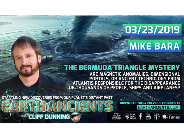 Mike Bara: The Bermuda Triangle Mystery