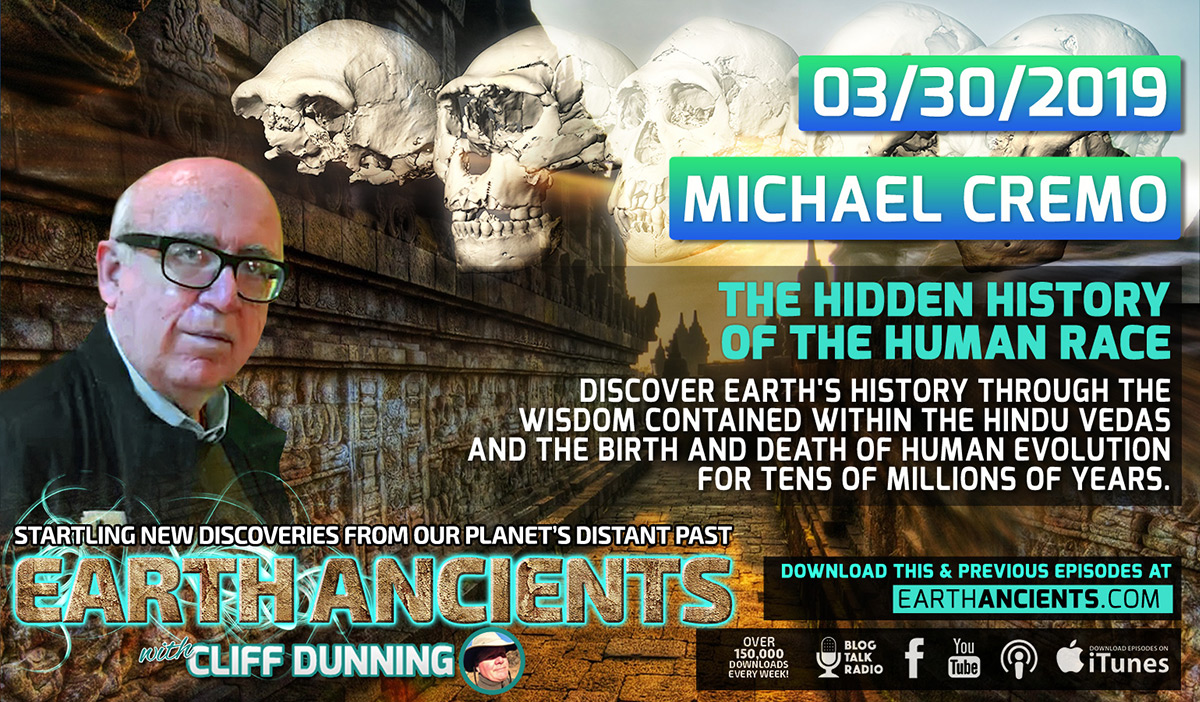 2dcee8485a103 Michael Cremo  The Hidden History of the Human Race