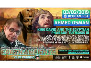 King David and the Pharaoh Tuthmosis III