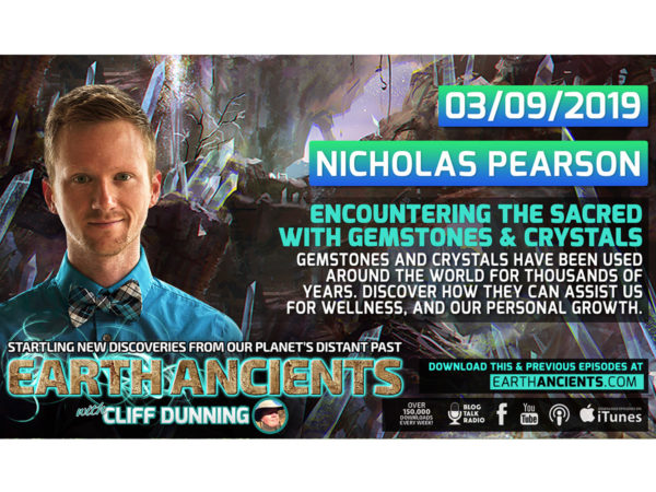 Nicholas Pearson: Stones of the Goddess