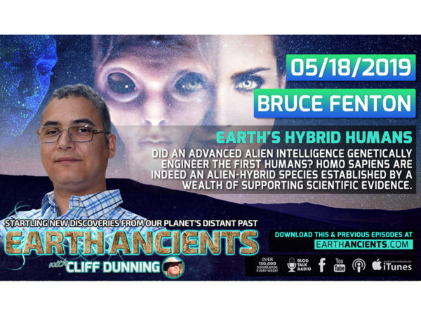 Bruce Fenton: Earth's Hybrid Humans
