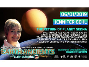 Jennifer Gehl: The Return of Planet Sedna